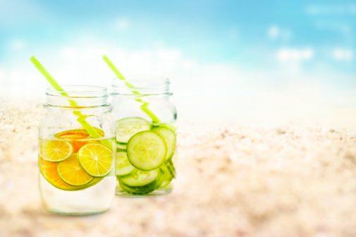 Is detox water healthier than regular water?