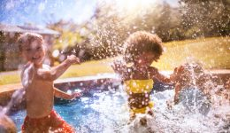 The top 10 summer safety hazards for kids