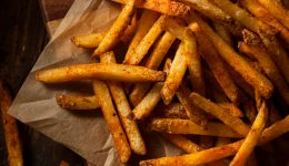 When it comes to fries are sweet potato really healthier?