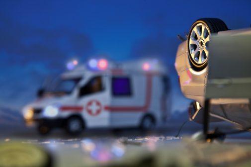 US has highest car crash fatality rate