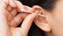 The danger of Q-tips