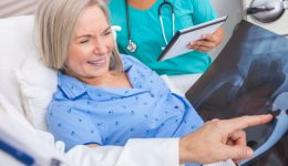 Latest hip replacement surgery has patients in and out same day
