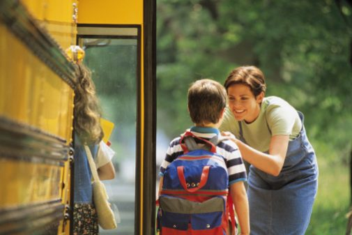 Is your child ready to transition to school mode?