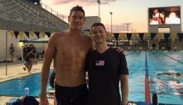 Michael Phelps, Katie Ledecky, Conor Dwyer: Dr. Cunningham has worked with them all