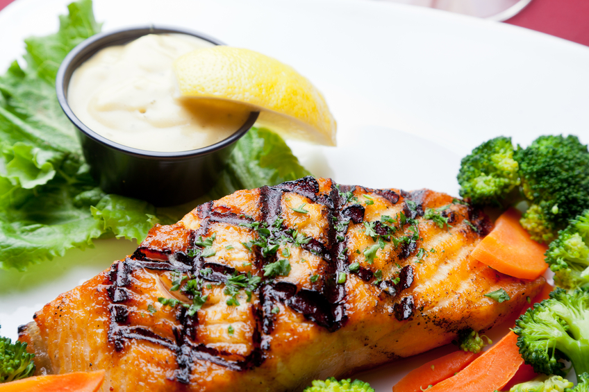 Eating Oily Fish May Boost Colon Cancer Survival Health Enews