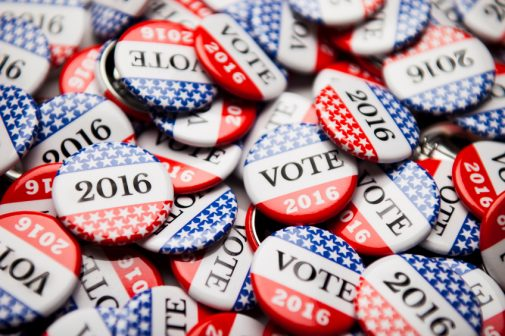 Help! I'm addicted to the presidential race