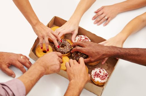 Is free food at work derailing your diet?