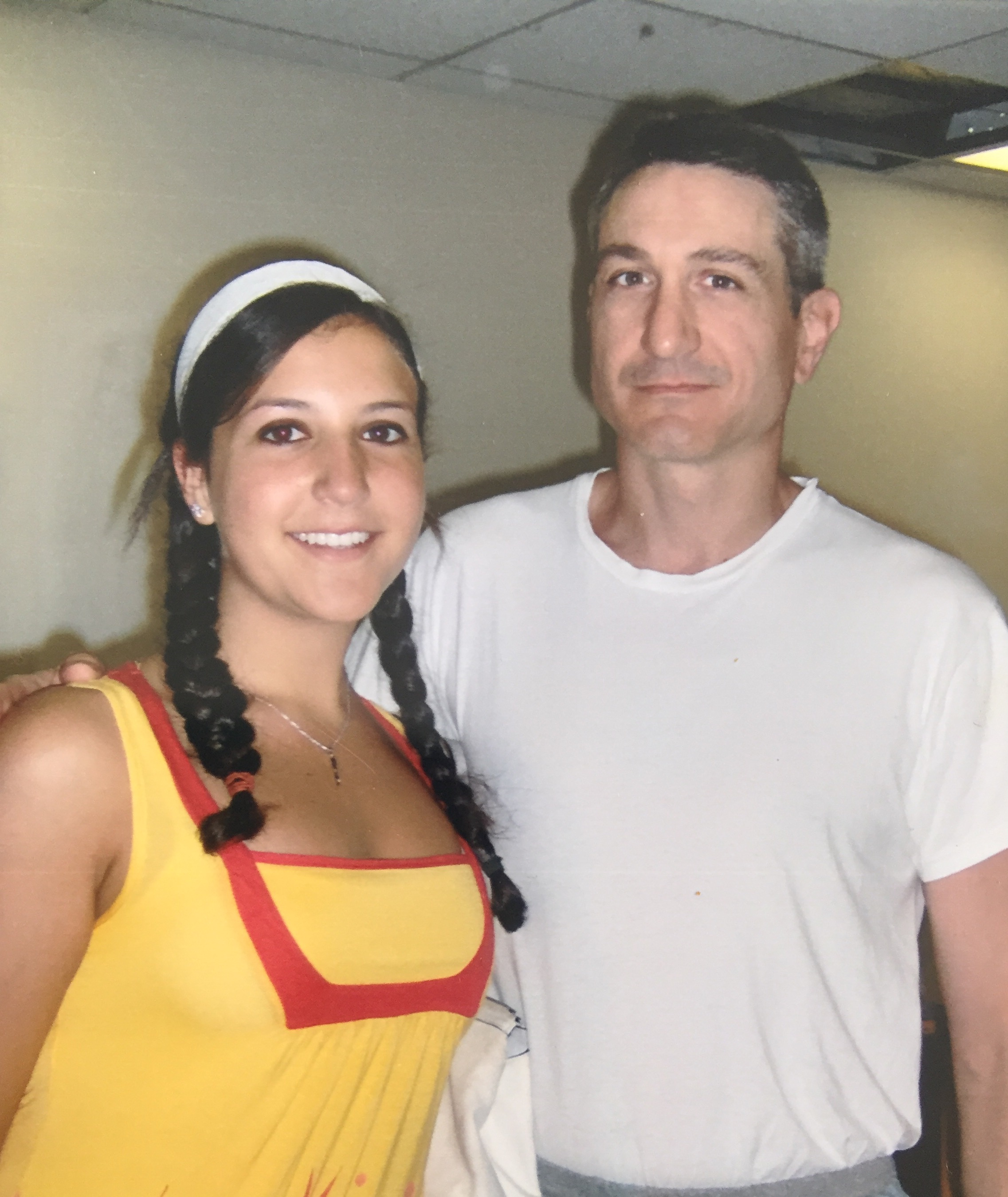 Michelle and Dr. Toerne 2006, shortly after her discharge
