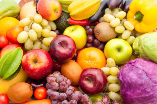 Can fruits and veggies make you happier?