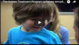 Autism Treatment Program achieves remarkable results