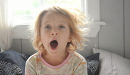 An upsetting trend for children who don't get enough sleep