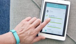 What happens when you take off your fitness tracker?