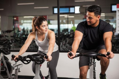 Improve your relationship at the gym?