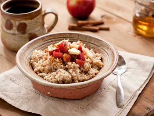 6 tips for a healthy breakfast on the go