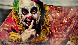 Creepy clowns gaining traction