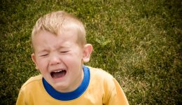 How to deal with the dreaded public temper tantrum