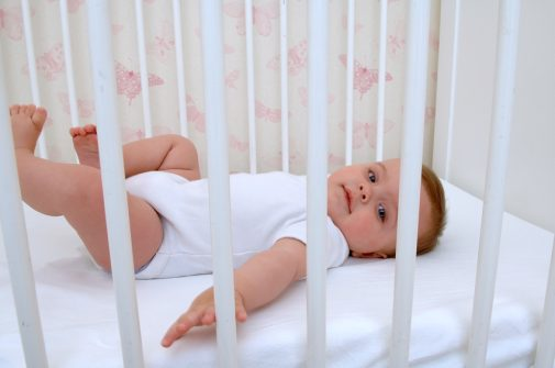 New safety recommendations for sleeping infants released