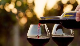 Can red wine help you breathe easier?