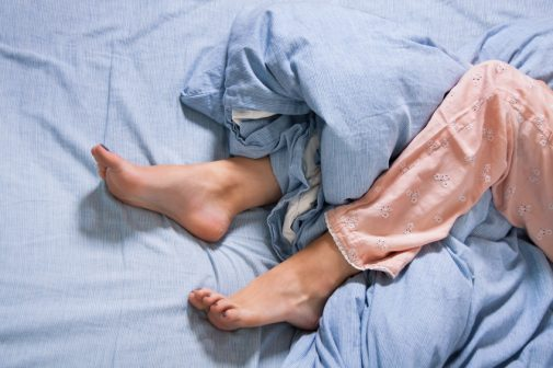 Relief is on the way for people suffering from restless leg syndrome
