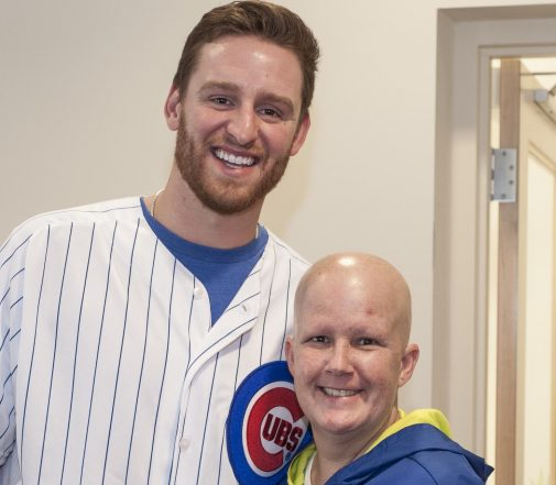 A childhood cancer survivor inspired to help others heal