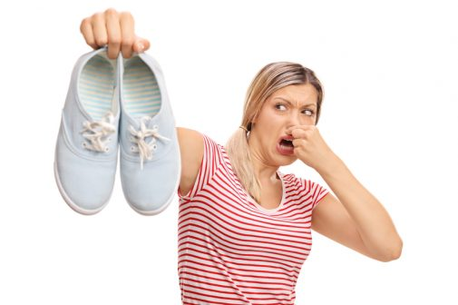 Why do my feet smell?