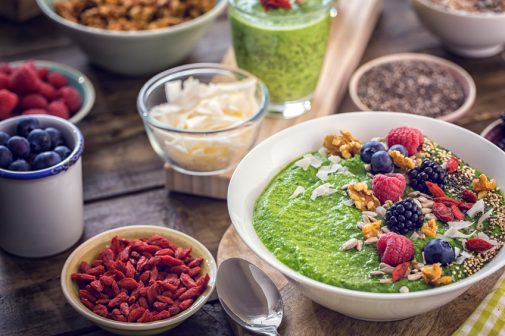 The most popular superfoods of 2016