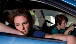 Tips to stop motion sickness before it starts