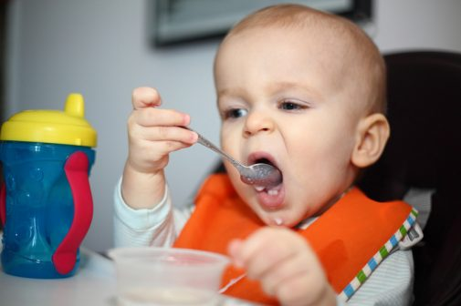 Be careful what you feed your toddler