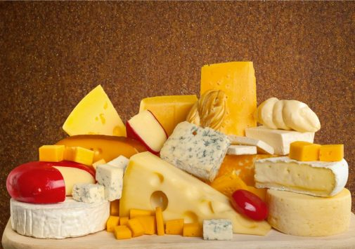6 surprising benefits of cheese
