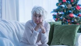 Infographic: How to conquer the holiday blues