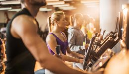 10 things that happen when you finally get back in the gym