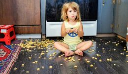 Is the five-second rule for food a myth?