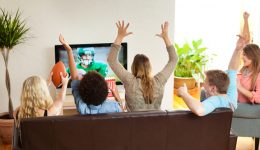 Can yelling at the TV cause permanent damage?