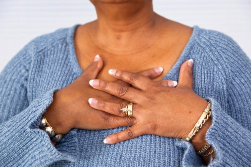 Does using this fashion accessory signal a risk for heart disease?