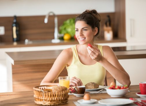 Infographic: 5 tips to speed up your metabolism