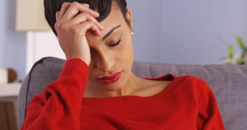 Infographic: 6 ways to naturally reduce anxiety