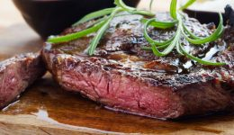 Love it or hate it, what's the 411 on red meat?