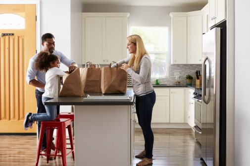 Infographic: Is your house sabotaging your diet?