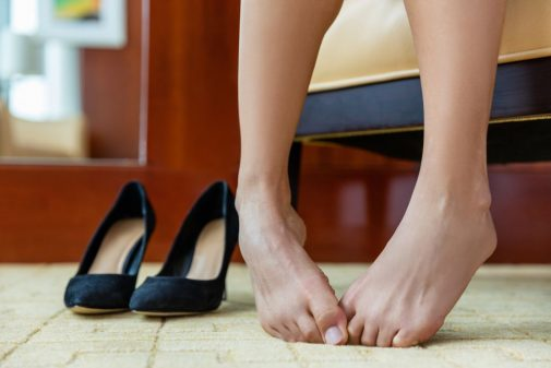 Why do your feet smell?