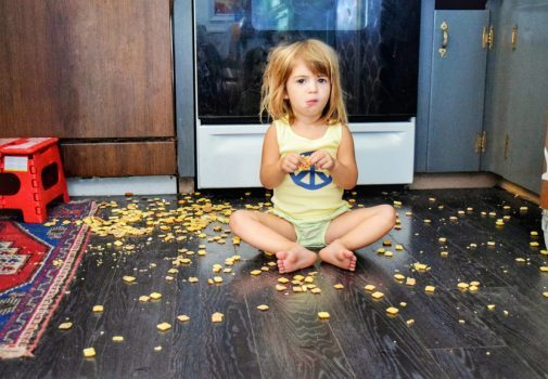 Is the 5-second rule for food a myth?