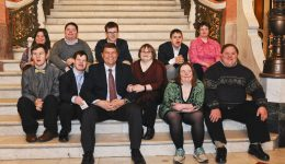 History in the making for adults with Down syndrome