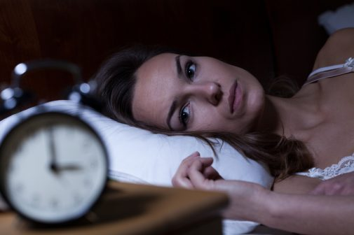 Can't sleep? Focus on these 5 things