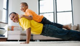 5 ways to get your family moving