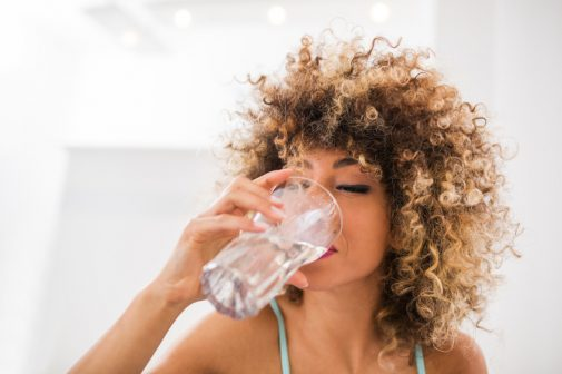 More water a day may keep the pounds away