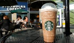Sticking to your diet at Starbucks