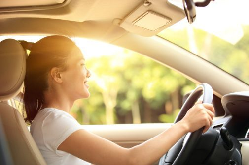 Are you safe from the sun's rays in your car?
