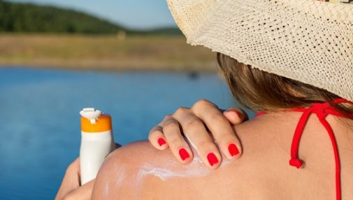 The mistake you might make when applying sunscreen