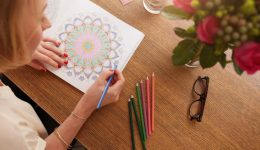 Can coloring help with Alzheimer's?