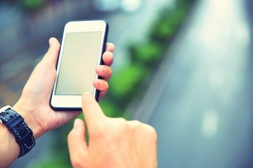 Can your phone decrease your obesity risk?