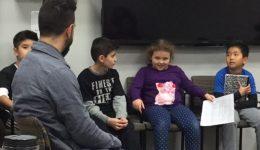 How storytelling helps sick kids cope